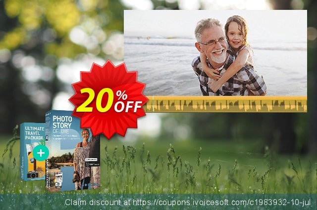 MAGIX Photostory Traveler Edition discount 20% OFF, 2020 Back to School event offering discount