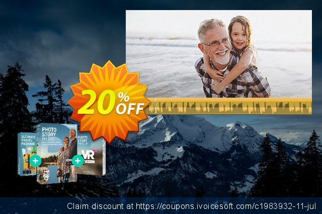 MAGIX Photostory Premium VR discount 20% OFF, 2021 Mother's Day offer. 10% OFF MAGIX Photostory Premium VR 2021