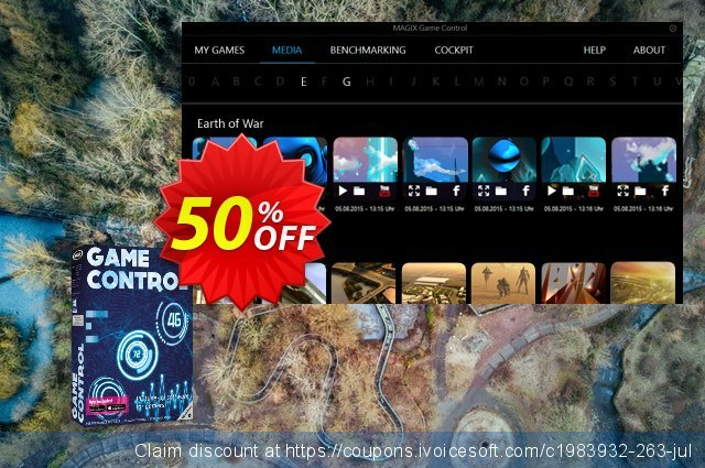 MAGIX Game Control discount 50% OFF, 2021 Mother's Day offering sales. 50% OFF MAGIX Game Control, verified