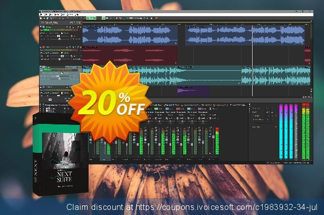 ACID Pro Next Suite discount 25% OFF, 2019 Christmas offering sales