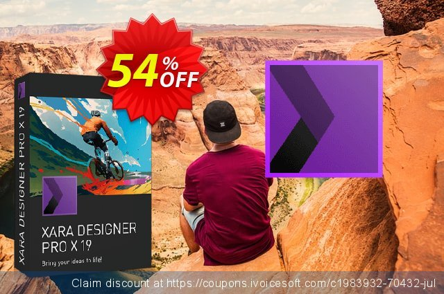 Xara Designer Pro X discount 54% OFF, 2020 Back to School season offering sales