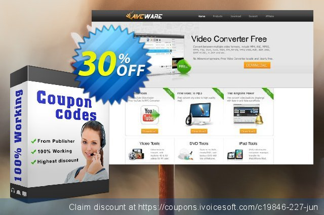 AVCWare 2D to 3D Converter discount 30% OFF, 2020 College Student deals offering sales