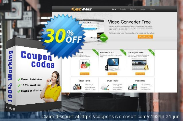 AVCWare AVCHD Converter 6 discount 30% OFF, 2020 Halloween offering sales