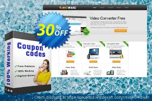 AVCWare PPT to DVD Converter Personal discount 30% OFF, 2020 Halloween offering sales