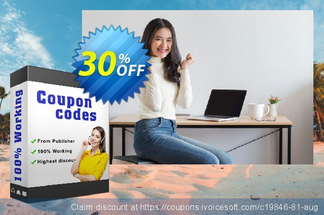 AVCWare FLV to WMV Converter 6 discount 30% OFF, 2020 Back to School promotion offering discount