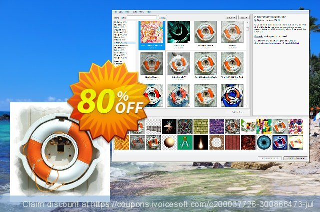 Filter Forge Professional Edition (macOS) discount 80% OFF, 2020 Happy New Year offer