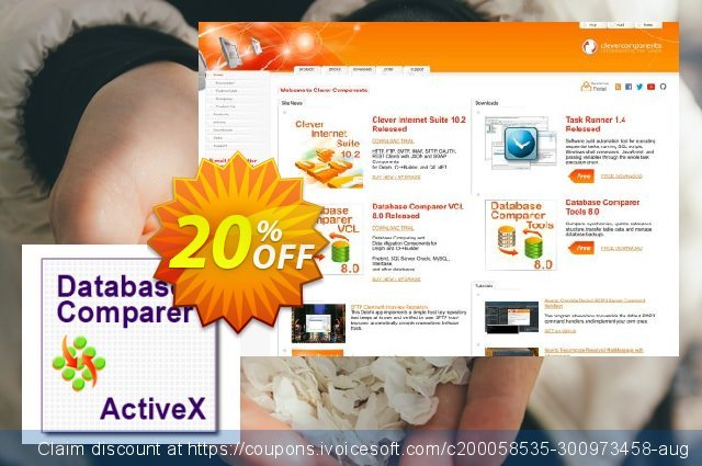 Database Comparer ActiveX Company License discount 20% OFF, 2021 January offering sales