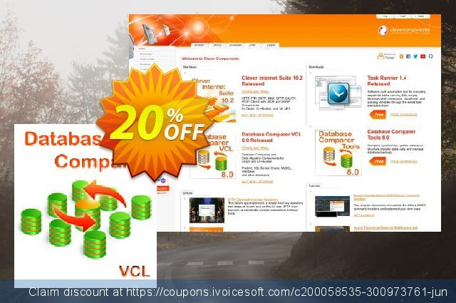 Database Comparer VCL & Tools discount 20% OFF, 2021 New Year's Weekend offering sales