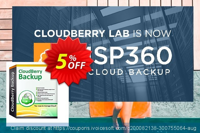 MSP360 Backup for Linux Ultimate Edition NR discount 5% OFF, 2020 Halloween offering sales