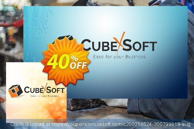 CubexSoft PST to MSG - Personal License Special Offer  멋있어요   촉진  스크린 샷