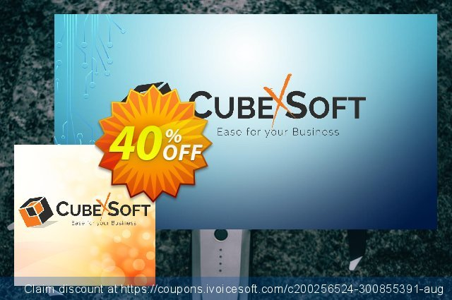 CubexSoft MBOX Export - Upgrade Personal to Technical License  멋있어요   프로모션  스크린 샷