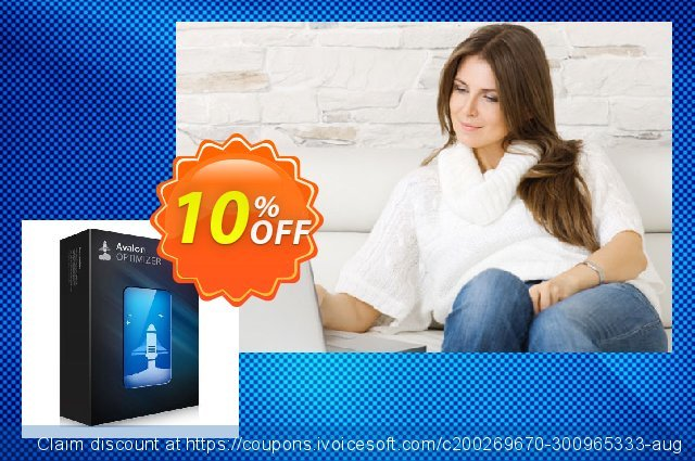 Avalon Optimizer Bundle discount 10% OFF, 2020 Back to School coupons offer