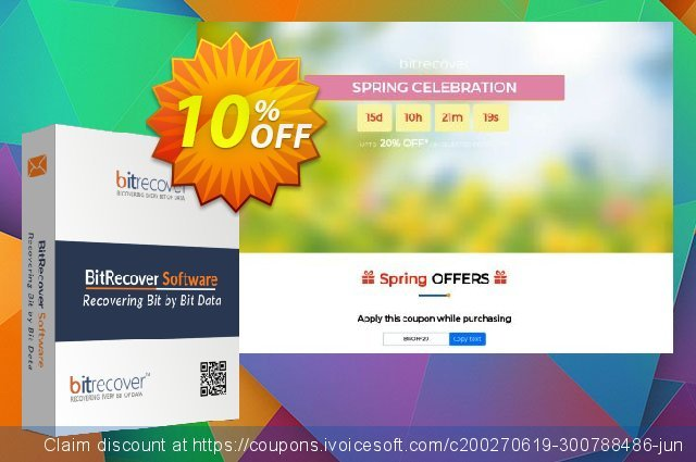 BitRecover PSD Converter Wizard discount 10% OFF, 2020 Halloween offering sales