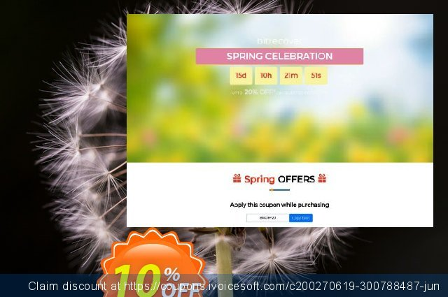 BitRecover PSD Converter Wizard - Pro License discount 10% OFF, 2020 Halloween offering sales