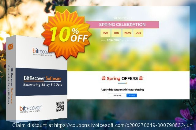 BitRecover ODT Converter Wizard discount 10% OFF, 2020 Halloween offering sales