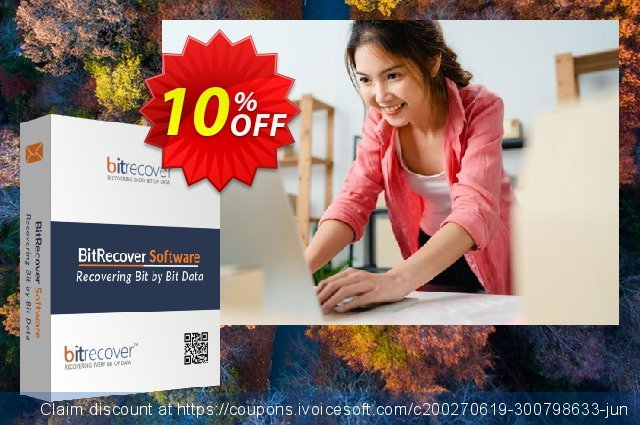 BitRecover ODT Converter Wizard - Pro License discount 10% OFF, 2020 Halloween offering sales