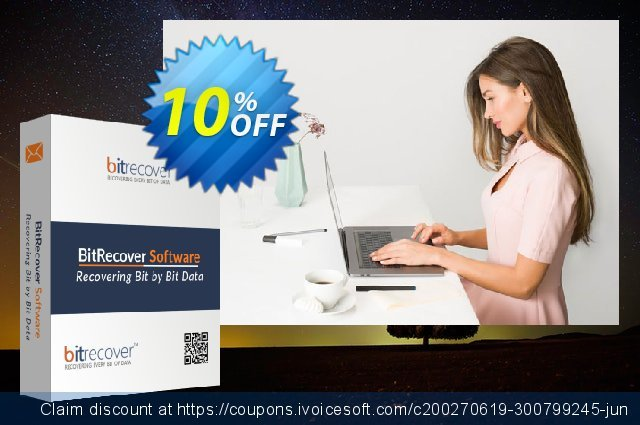 BitRecover EML to PDF Wizard discount 10% OFF, 2021 New Year's Day offering sales