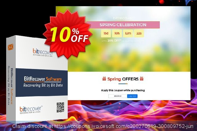 BitRecover Rackspace Backup Wizard - Pro License discount 10% OFF, 2020 Halloween offering sales
