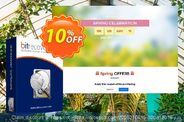 BitRecover MSG to Gmail discount 10% OFF, 2020 Halloween offering sales