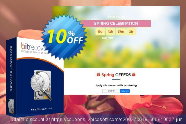 BitRecover MSG to Gmail - Business License discount 10% OFF, 2020 Halloween offering sales