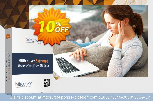 BitRecover Email Backup Wizard - Lite Edition discount 10% OFF, 2020 Back to School promo offering sales