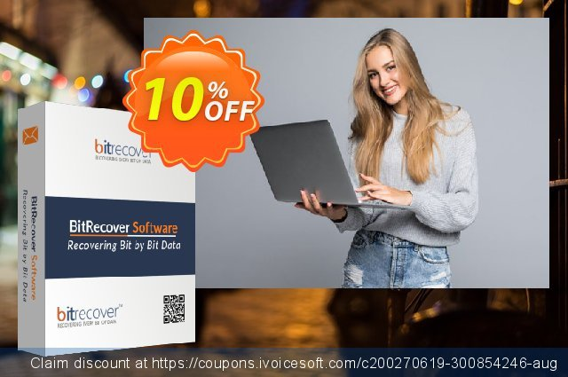 BitRecover Eudora Converter Wizard - Business License 气势磅礴的 产品交易 软件截图