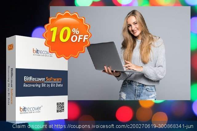 BitRecover Email Backup Wizard - Pro Edition (upgrade) discount 10% OFF, 2020 Back-to-School promotions offering deals