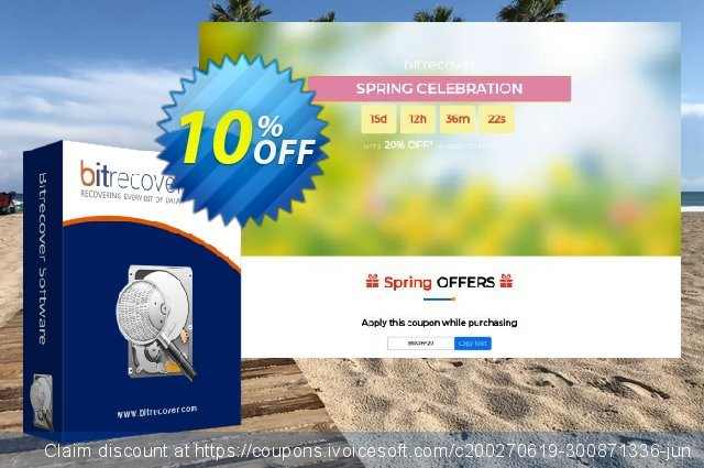 BitRecover PDF to Image discount 10% OFF, 2020 Halloween sales