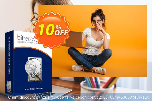BitRecover OST Converter - Pro License discount 10% OFF, 2020 Halloween promo