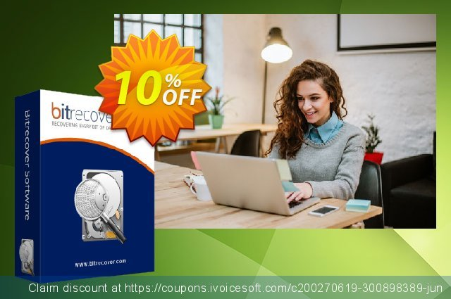 BitRecover PST Converter - Migration License discount 10% OFF, 2021 All Saints' Eve offering sales. Coupon code BitRecover PST Converter - Migration License