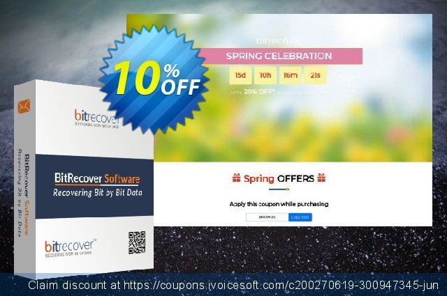 BitRecover QuickData MBOX to PDF Converter discount 10% OFF, 2020 Halloween offering sales