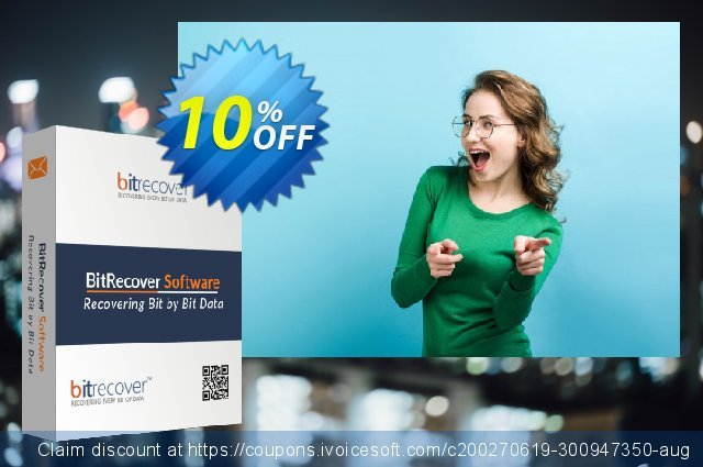 BitRecover QuickData Email Backup Wizard - Pro License discount 10% OFF, 2020 Halloween offering sales