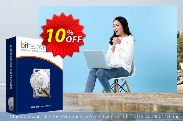 BitRecover VMDK Recovery Wizard discount 10% OFF, 2020 Halloween offering sales