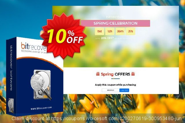 BitRecover PPT to PDF Wizard discount 10% OFF, 2020 Halloween promo sales