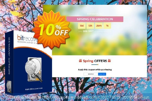 BitRecover Backupify Converter Wizard discount 10% OFF, 2020 Halloween offering sales
