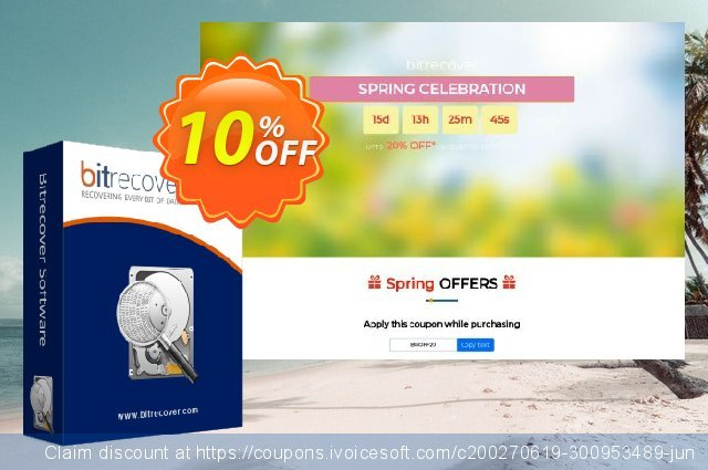 BitRecover Backupify Converter Wizard - Technician License discount 10% OFF, 2020 Halloween offering sales