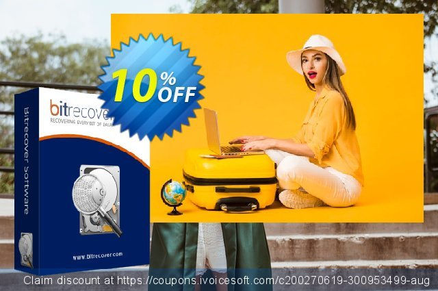 BitRecover VDI Recovery Wizard discount 10% OFF, 2020 Halloween promo sales