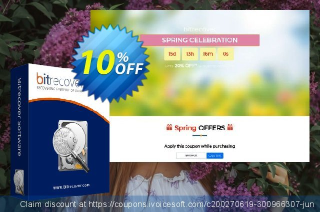 BitRecover EML Viewer - Pro License discount 10% OFF, 2020 Halloween offering sales