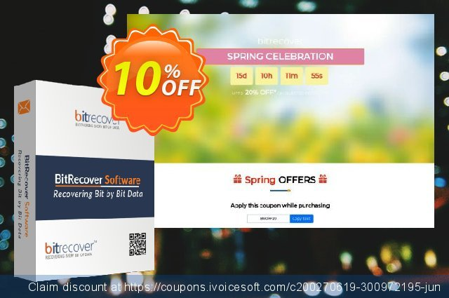 BitRecover JFIF Converter - Pro License discount 10% OFF, 2020 Halloween promo sales