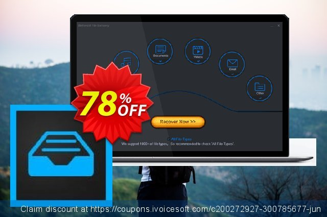 iBeesoft Deleted File Recovery discount 56% OFF, 2020 Exclusive Student discount offer