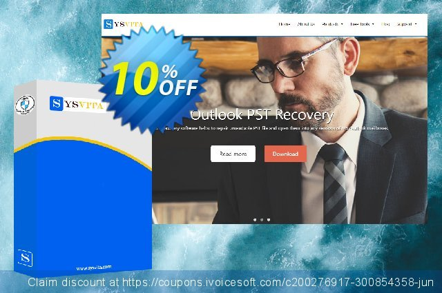 vMailPro Email Converter Software - Personal License discount 10% OFF, 2020 Working Day offering sales