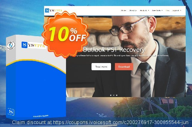 Vartika Outlook PST Converter : Technical Edition discount 10% OFF, 2020 Thanksgiving promo