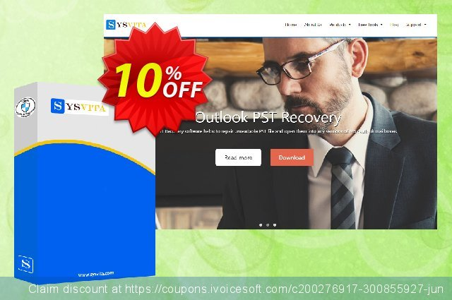 Vartika Outlook PST Recovery : Corporate Edition  멋있어요   제공  스크린 샷