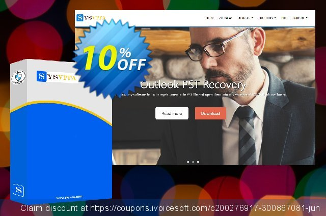 Vartika PST to Office 365 Converter Software - Corporate Edition discount 10% OFF, 2021 Rose Day discount