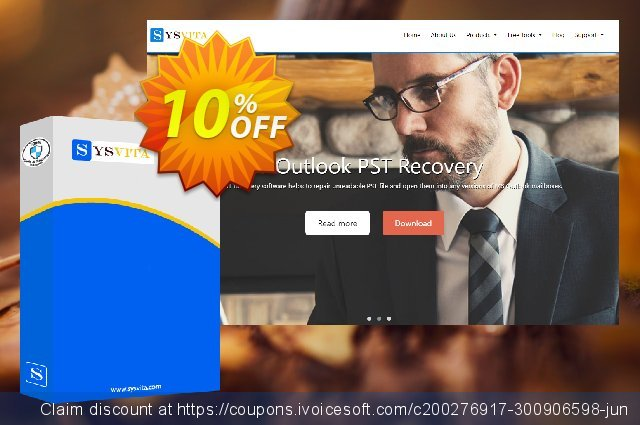 vMail PST to MBOX Converter - Corporate License discount 10% OFF, 2020 Working Day discount