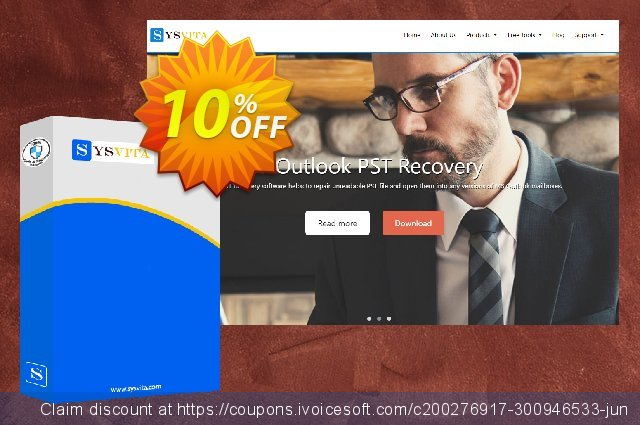 Vartika MSG to PST Converter Software - Corporate Editions discount 10% OFF, 2020 Halloween offering sales