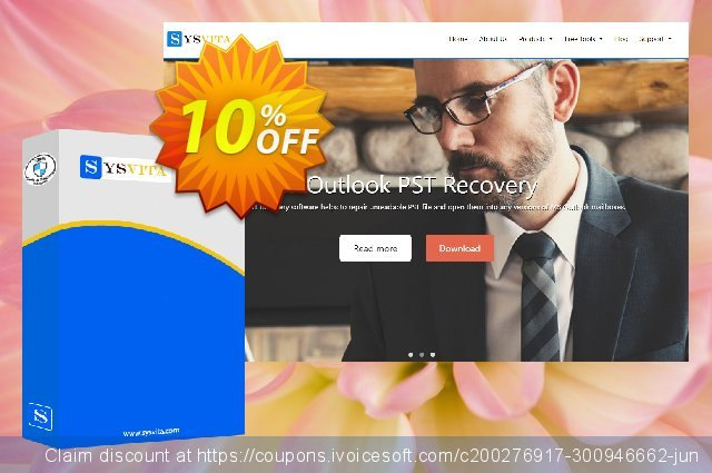 Vartika Advance OST Recovery Software - Corporate Edition discount 10% OFF, 2020 Black Friday offer