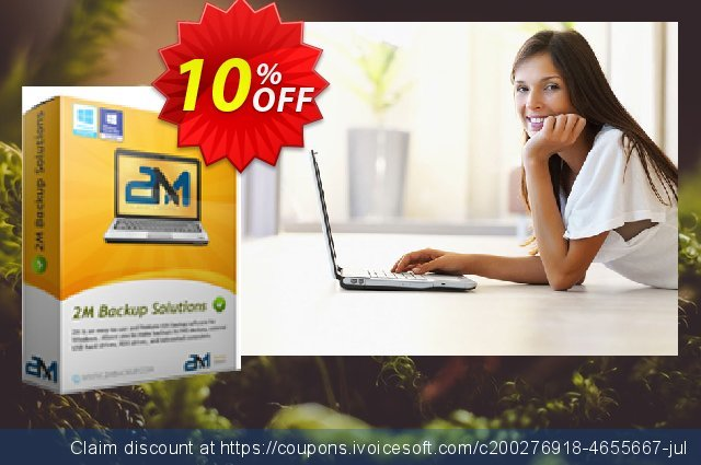 2M Backup Essential discount 10% OFF, 2020 College Student deals offering sales
