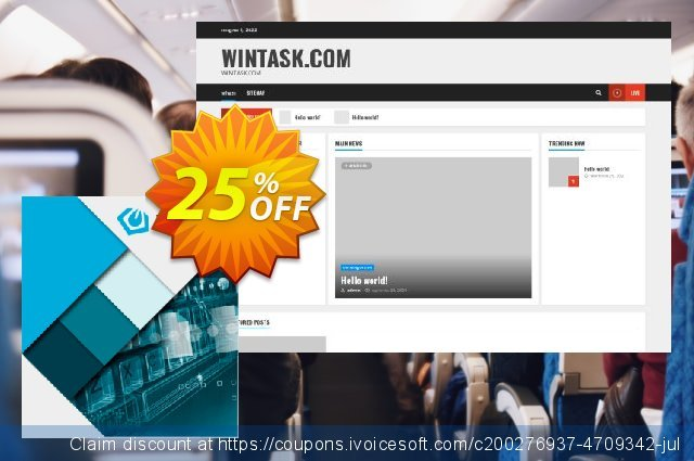 WinTask Pro discount 25% OFF, 2020 College Student deals offering sales