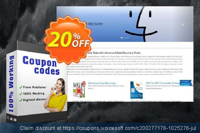 Recover Data for Lotus Notes NSF to MS Outlook PST - Personal License discount 10% OFF, 2019 End year sales
